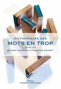 Dictionnaire des mots en trop