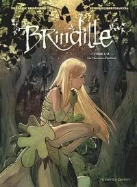 Brindille - Tome 01: Les Chasseurs d'ombre