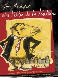 Les Fables de La Fontaine par Jean Rochefort