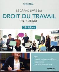 Le grand livre du droit du travail en pratique: A jour : des six ordonnances Macron, des décrets, de la loi de ratification