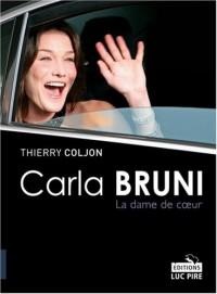 Carla Bruni, la dame de coeur