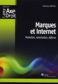 Marques et Internet