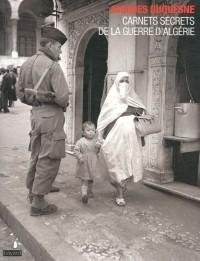 Carnets Secrets d'Algérie