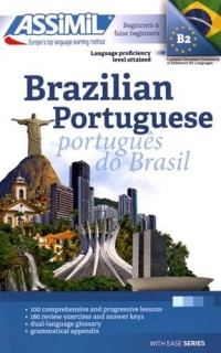 Assimil Brazilian Portuguese - Book only