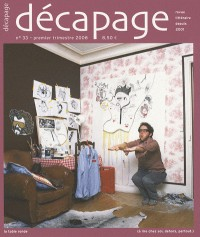 La Revue littéraire, N° 33 : Décapage