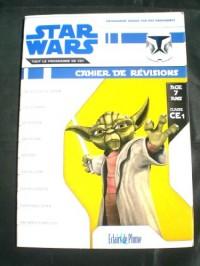 Cahier de Révision Star Wars CE1