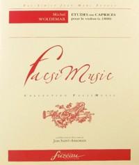 Etudes ou Caprices pour le violon (seul) - c. 1800