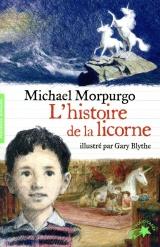 L'histoire de la licorne [Poche]