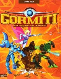 Mon livre de jeux Gormiti
