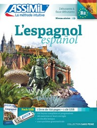 L'espagnol Pack Usb (livre+1clé USB)