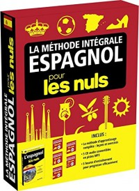 La Méthode intégrale espagnol pour les Nuls coffret