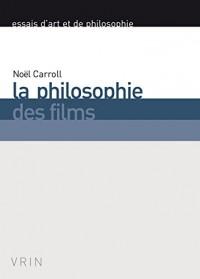 La philosophie des films
