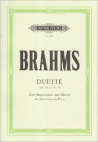 14 Duos Op.20, 61, 66, 75 (Soprano / Alto) ( Allemand)