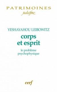 Corps et esprit : Le problème psycho-physique
