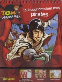 Tom Lagomme, tout pour dessiner mes pirates