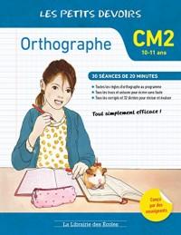 Les petits devoirs orthographe CM2