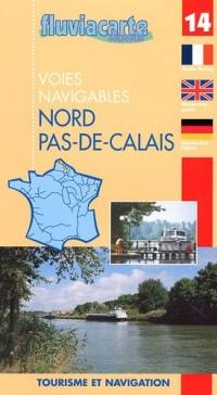 Les voies navigables du Nord Pas-de-Calais