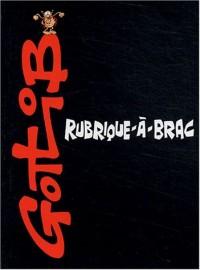 Rubrique-à-brac : Coffret 5 volumes, tomes 1 à 5