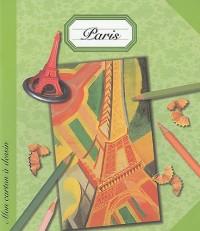 Mon carton à dessin Paris
