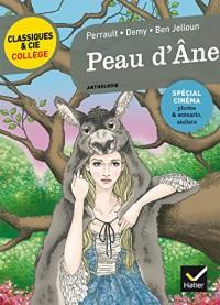 Peau d'Âne: le conte de Perrault, le film de J. Demy, la réécriture de T. Ben Jelloun