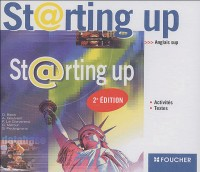 Starting Up : Anglais, BTS (CD audio)