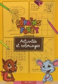 Les Copains de la Forêt : Activités et coloriages
