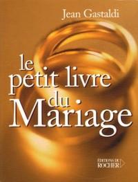 Le petit Livre du Mariage
