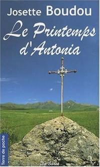 Printemps d'Antonia (le)(Poche)