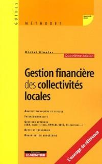 Gestion financière des collectivités locales
