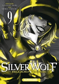 Silver Wolf - Blood, Bone - tome 09 (9)