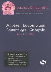 Appareil locomoteur : Rhumatologie - Orthopédie