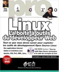 Linux : la boîte à outils du développeur Web