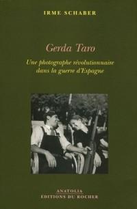 Gerda Taro : Une photographe révolutionnaire dans la guerre d'Espagne