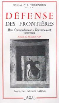 Defense des frontieres