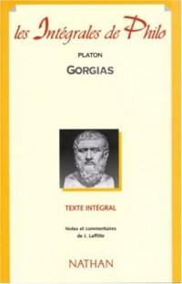 Intégrale de philo : Platon, Gorgias