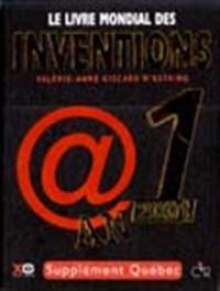 Livre mondial des inventions 2001