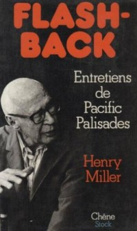 Flash back : Entretiens à Pacific Palisades avec Christian de Bartillat