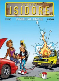 Garage Isidore, tome 9 : Panne d'allumage
