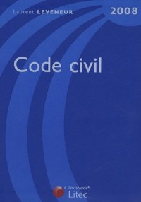 Code civil : Edition 2008