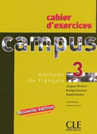 Campus 3 : Cahier d'exercices