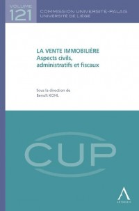 Vente Immobiliere.Aspects Civils,Adminis