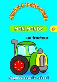Mon monde : Un tracteur