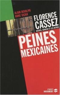 Peines mexicaines