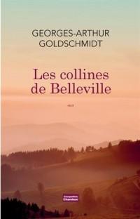 Les collines de Belleville