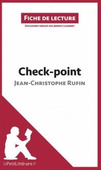 Check-point : Résumé complet et analyse détaillée de l'oeuvre