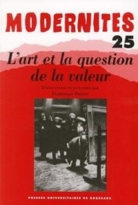 L'art et la question de la valeur