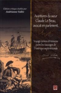 Avantures du Sieur Claude le Beau Avocat en Parlement