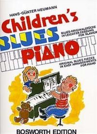 Hans-Gunter Heumann: Children's Blues For Piano - Partitions