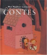 Mon premier Larousse des contes, tome 2 (couverture avec scratch)