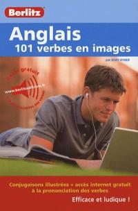 Anglais 101 Verbes en Images